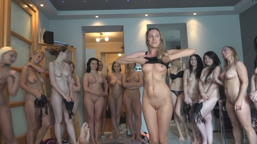 Busty commando (Part 1) | Czech Harem 8 part 1