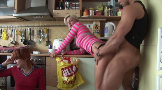 Party with Czech amateurs | Czech Home Orgy 1 part 2