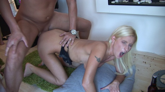 Mature Czech fuck on a party | Czech Home Orgy 2 part 3