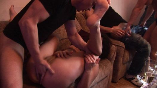 Superb busty MILF | Czech Home Orgy 3 part 2
