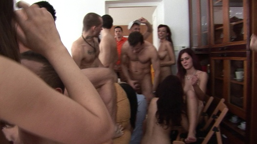Cum or all, all for cum | Czech Home Orgy 6 part 5