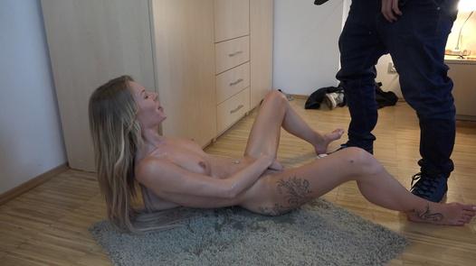 Cum on tits | Czech Home Orgy 11 part 4