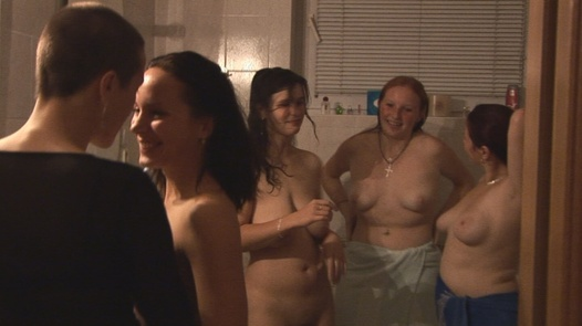 The biggest lesbian orgy ever (1) | Czech Lesbians 1 part 1