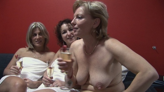 Men not allowed (2) | Czech Lesbians 3 part 2
