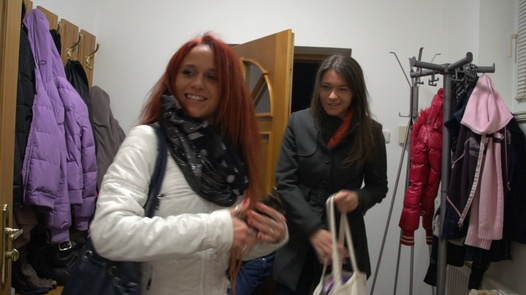 Orgy with the most beautiful Czech lesbians (1) | Czech Lesbians 5 part 1