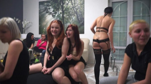 Orgy with the most beautiful Czech lesbians (2) | Czech Lesbians 5 part 2