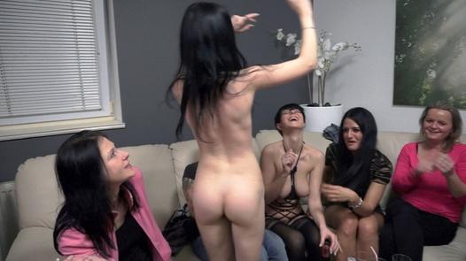 Orgie mit den schönsten tschechischen Lesben (2) | Czech Lesbians 5 Teil 2
