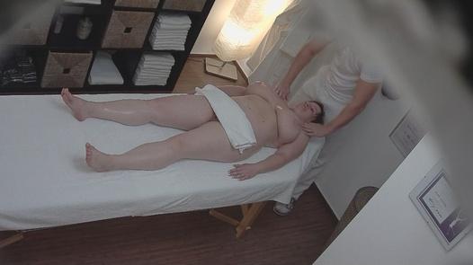 Huge tits getting massaged | Czech Massage 4