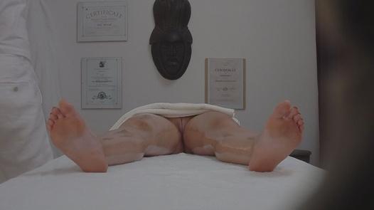 Pussy as well, please | Czech Massage 14