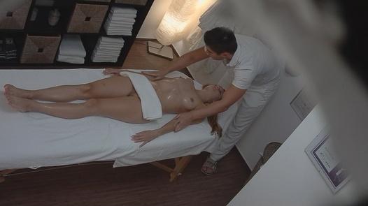 Sexy blonde fucks the masseuse 2 | Czech Massage 54