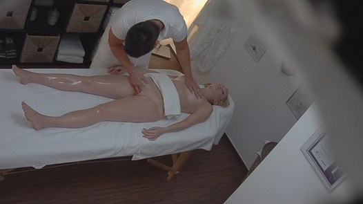 18 y/o on a massage