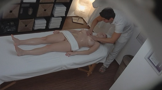 Busty MILF blows the masseuse | Czech Massage 79