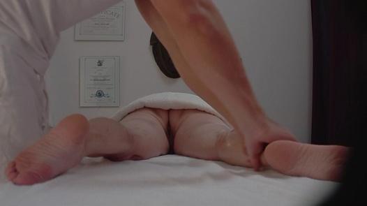 Busty mature lady on a massage | Czech Massage 207