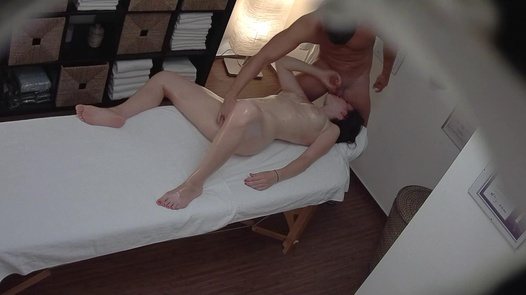 MILF gets an anal massage 2 | Czech Massage 226