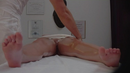 Brunette enjoying the erotic massage | Czech Massage 227