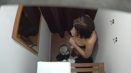 Brunette enjoys sex on massage 6 | Czech Massage 283