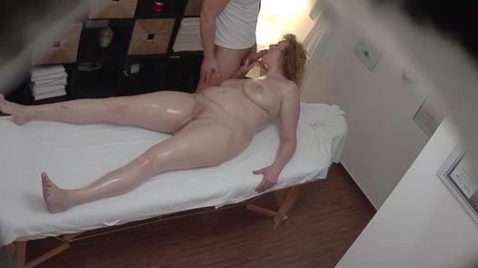 Huge MILF fucks the masseuse | Czech Massage 324