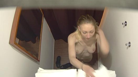 Blonde gets the massage of her dreams 6 | Czech Massage 352