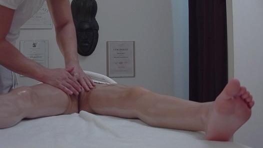 18 y/o model fucks the masseuse | Czech Massage 358