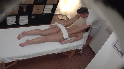 MILF came for a massage 2 | Czech Massage 361