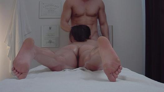 Sexy brunette fucks the masseuse 3 | Czech Massage 367