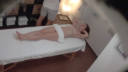 Young brunette came for a massage 3 | Czech Massage 368