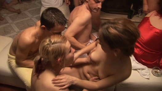 Czech Megaswingers Christmas 1 | Czech Mega Swingers 2 part 1