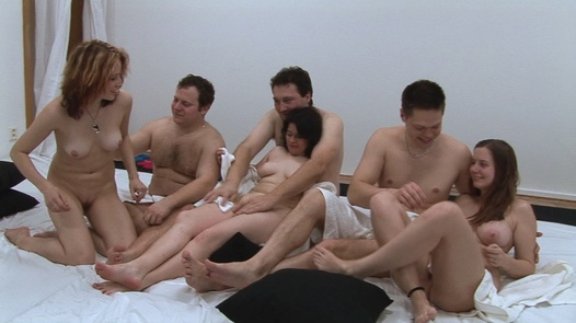 The best group fuck in town 6