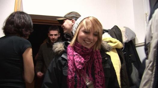 Mass pleasure and pain 1 | Czech Mega Swingers 7 part 1
