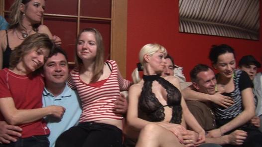 Mass pleasure and pain 2 | Czech Mega Swingers 7 part 2
