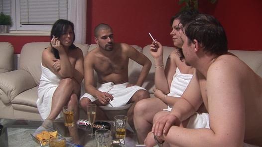 Mass pleasure and pain 4 | Czech Mega Swingers 7 part 4