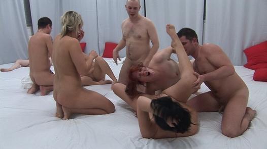 Mass pleasure and pain 5 | Czech Mega Swingers 7 díl 5