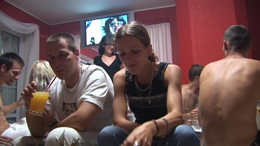 The real Czech mega group fuck 3 | Czech Mega Swingers 9 part 3