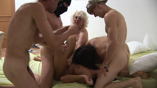 The real Czech mega group fuck 6 | Czech Mega Swingers 9 part 6