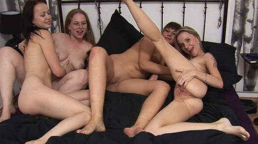 CZECH MEGA SWINGERS 14 - PART 2