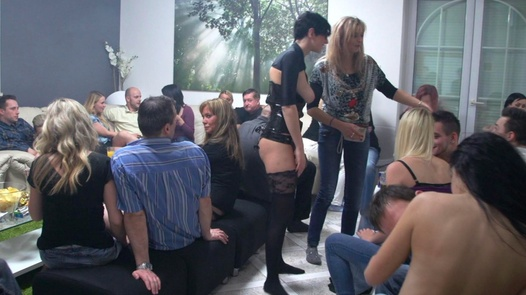 CZECH MEGA SWINGERS 17 - PART 1