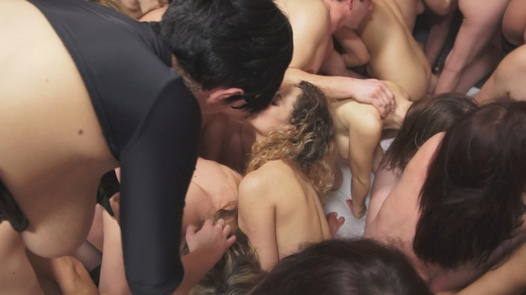 The biggest orgy in the world | Czech Mega Swingers 17 part 7