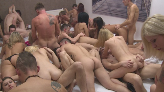Huge squirting swingers | Czech Mega Swingers 19 part 6