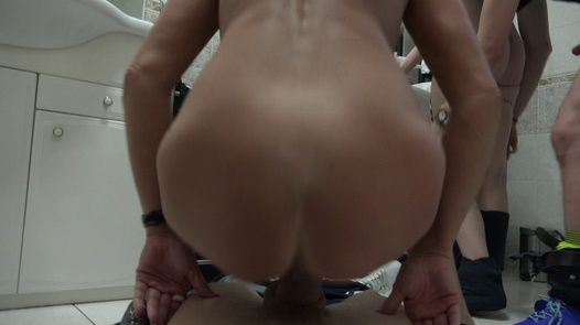 Nymphomaniac and squirting beauty | Czech Mega Swingers 20 part 4