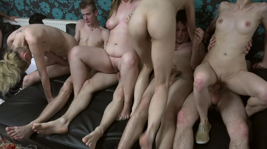 CZECH MEGA SWINGERS 20 - PART 8
