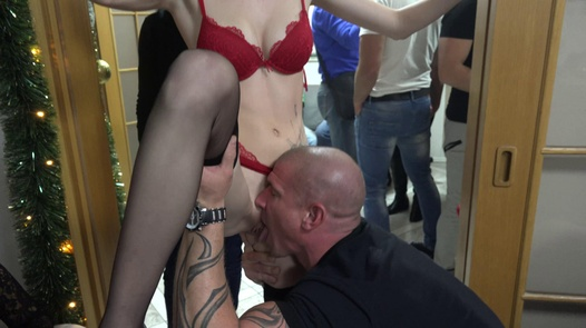 Group licking and fucking | Czech Mega Swingers 21 part 2