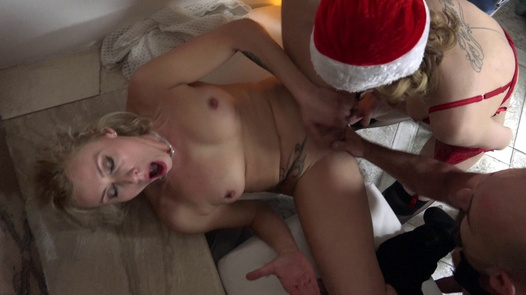 MILF gets fucked and fisted hard   Czech Mega Swingers 21 part 6