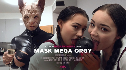 Maske Mega Orgie