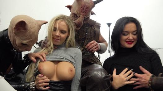 Infernal group sex | Czech Mega Swingers 22 part 2