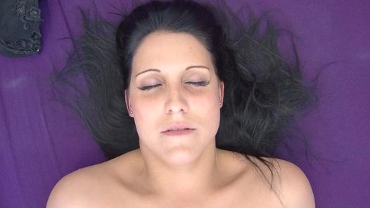 Ecstasy of a brunette | Czech Orgasm 22