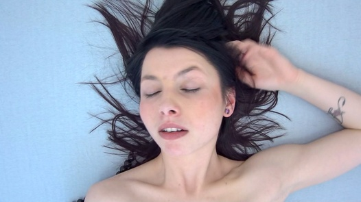 Ecstasy of a brunette 3