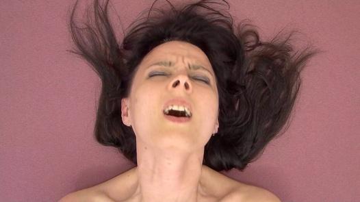 Wild orgasm