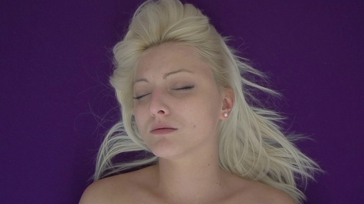 Ecstatic blonde | Czech Orgasm 43