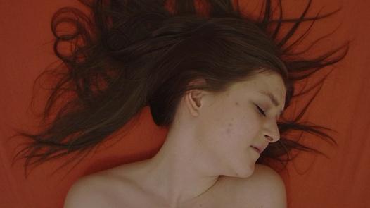 Brunette explores her body | Czech Orgasm 77