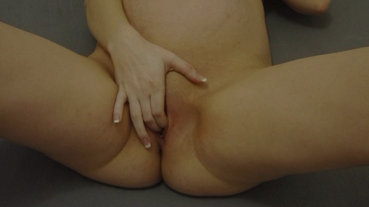 MILF playing with herself 4   Czech Orgasm 84